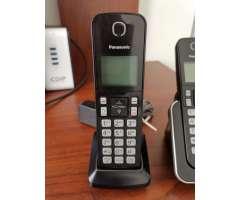 Telefono inhalámbrico Panasonic