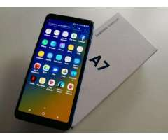 Samsung A7 2018 Excribir Al Whap App