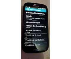 Vendo O Cambio Samsung Galaxi S3 Grande