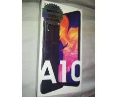 Se Vende Celular Samsung A10