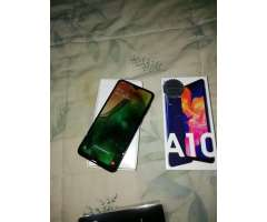 Samsung A10 Nuevo en Caja Se Vende