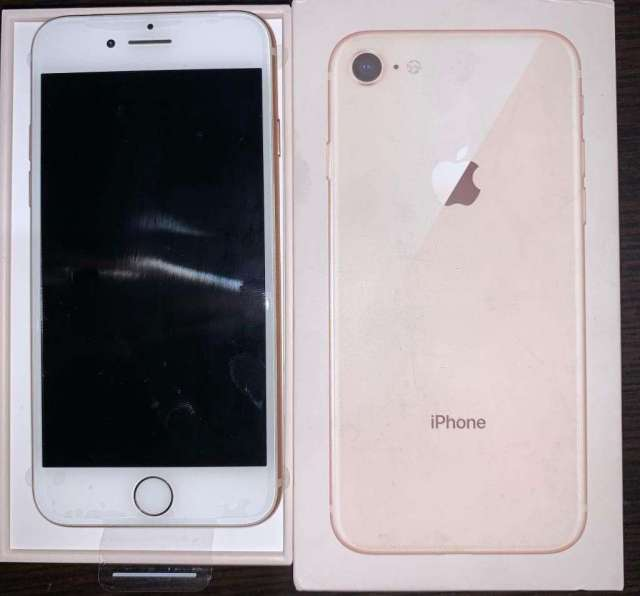 Célular iPhone 8