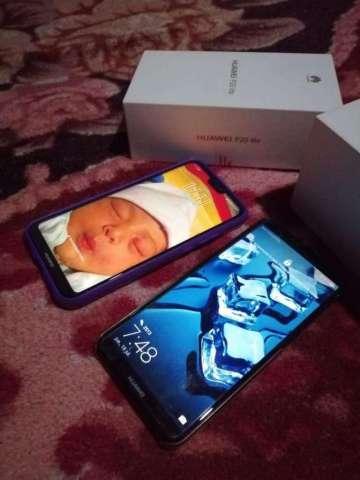 Vendo Huawei P20 Lite Azul Y Mate 10 Lit