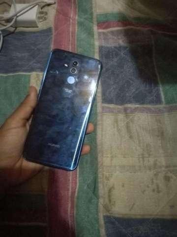 Huawei Mate 20 Lite con Desgaste