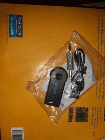 Recibidor Bluetooth