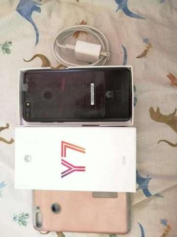 Celular Y7 Nuevo en Caja Huawei