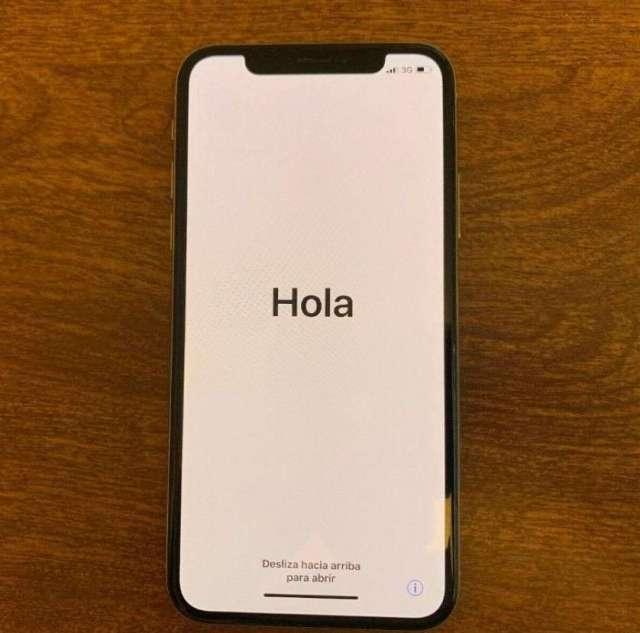 iPhone X 64Gb Blanco (No Cambios)