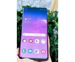 Samsung S10 Plus Libre de Operadoras Y L