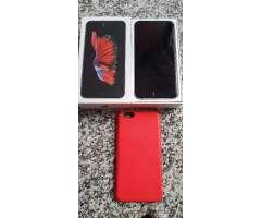iPhone 6s Plus de 64gb en Su Caja
