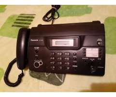 Fax,telefono,panasonic