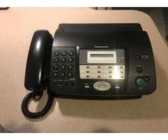 Venta de fax Panasonic