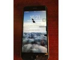 iPhone 7 para repuestos.