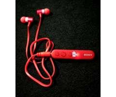 Audífonos Bluetooth Sony Nuevos