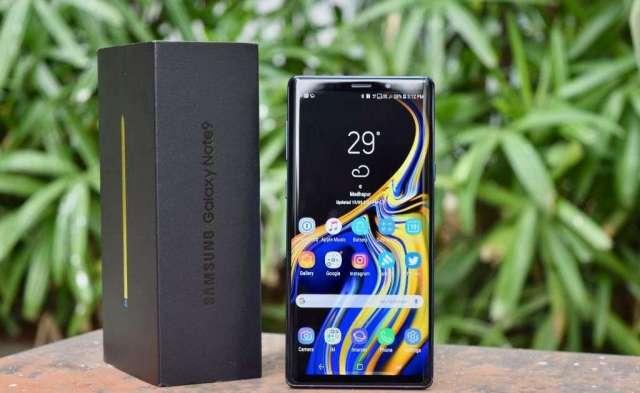 Samsung Galaxy Note 9 6gb 128gb Guápiles