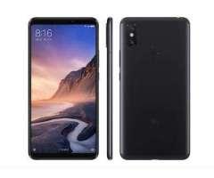 Xiaomi Mi Max 3 64Gb Nuevos! Grupo Villa
