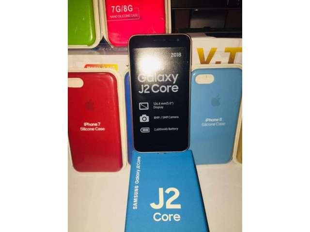 Samsung J2 Core Nuevo Garantia