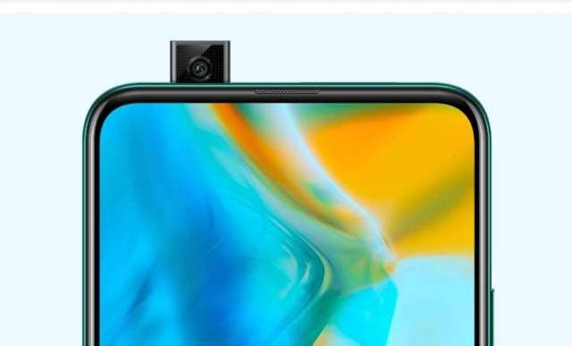 Huawei Y9 Prime Cámara Retráctil Pop Up Pantall 6.6 Celmascr