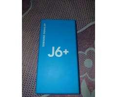Se Vende Samsung J6 (poco Uso)