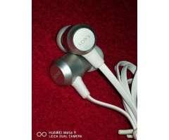 Audífonos Sony Metálico Blanco