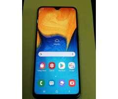 Celular Samsung A20 2019 32g 4r