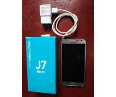 Samsung J7 Neo Exc Estado Buen Precio