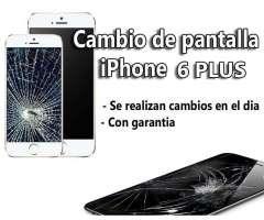 Pantalla Completa Iphone 6 Plus Instalación Gratis