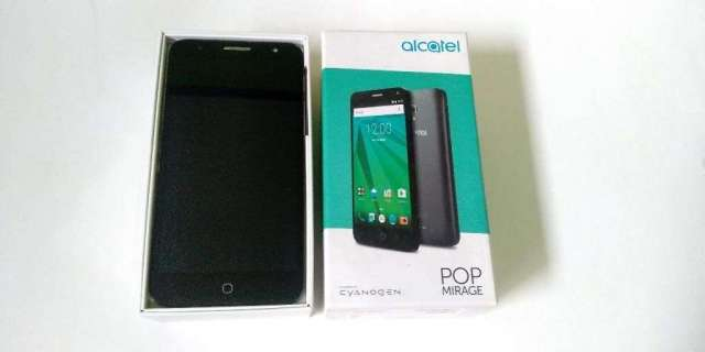 Alcatel Pop Mirage