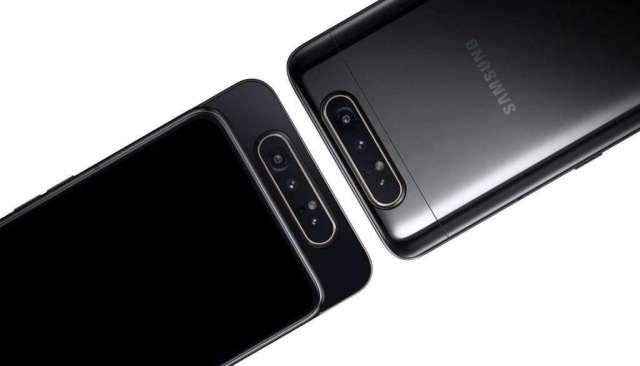Samsung Galaxy A80 Camara Rotatoria 128 Gb Internos Celmascr