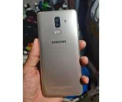 Samsung j8 vendo o cambio