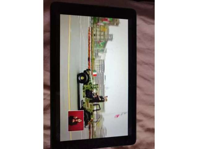 Vendo tablet alcatel casi nueva