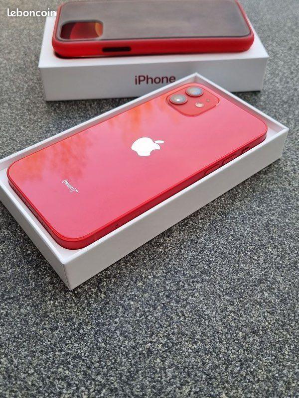 IPhone 12 perfecto estado de funcionamiento, accesorio original.
